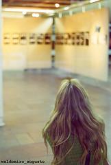 Introspecção (waldomiro aita) Tags: blue girl alone sad thinking lonely menina vivi pensativa