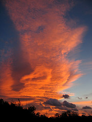 sunset tonight (Marlis1) Tags: sunset espaa clouds wow spain bravo montes elsports 100vistas specnature amazingskyscapes