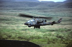 AH-1S helicopter