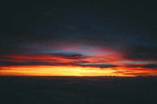 05660005 Fuji dawn