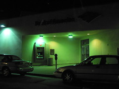 It glows green with money (cbcastro) Tags: sanfrancisco guesswheresf foundinsf
