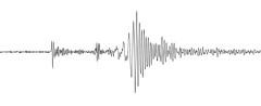 Earthquake Seismogram