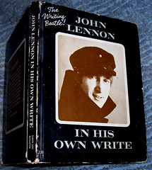 John Lennon / In His Own Write (bradleyloos) Tags: book beatles johnlennon recordlabels beatlesexperience beatlescovers beatlesvinylrecords beatlesdiscography beatlesphotospicturesbeatlesmemorabilia