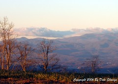 The View From Bear Wallow Mountain (Awesome Photography) Tags: sky mountains nature clouds sunrise landscape nikon scenic appalachian d100 blueridgemountains nikondslr bearwallowmountain