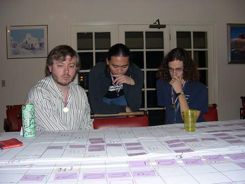 NaNoWriMo Scrabble