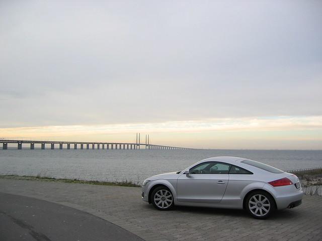 bridge tt audi øresund auditt øresundsbroen øresundbridge