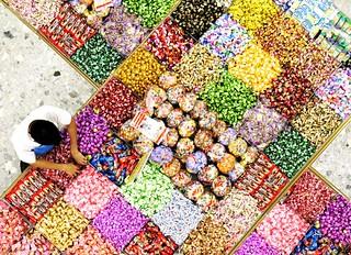 [Viajero Series] Candy Man