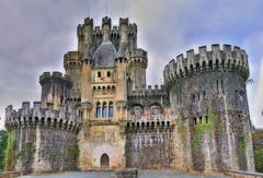 Butrón castle