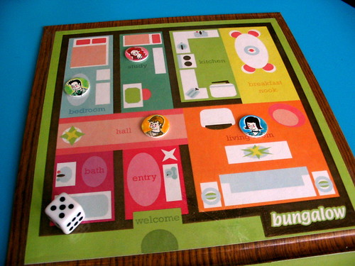 BUNGALOW: the game:  the bungalow