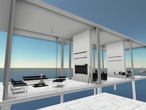 Modal Home Minimalist Design