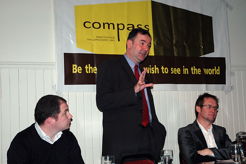 Jon Cruddas speaking in Scotland