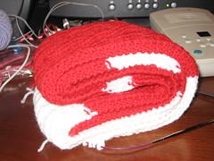Pile o scarf