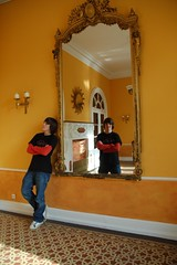 (einsturzgefahr) Tags: photoshop mirror spiegel clones clone lsb photoshopart landschulheimschlossbuldern