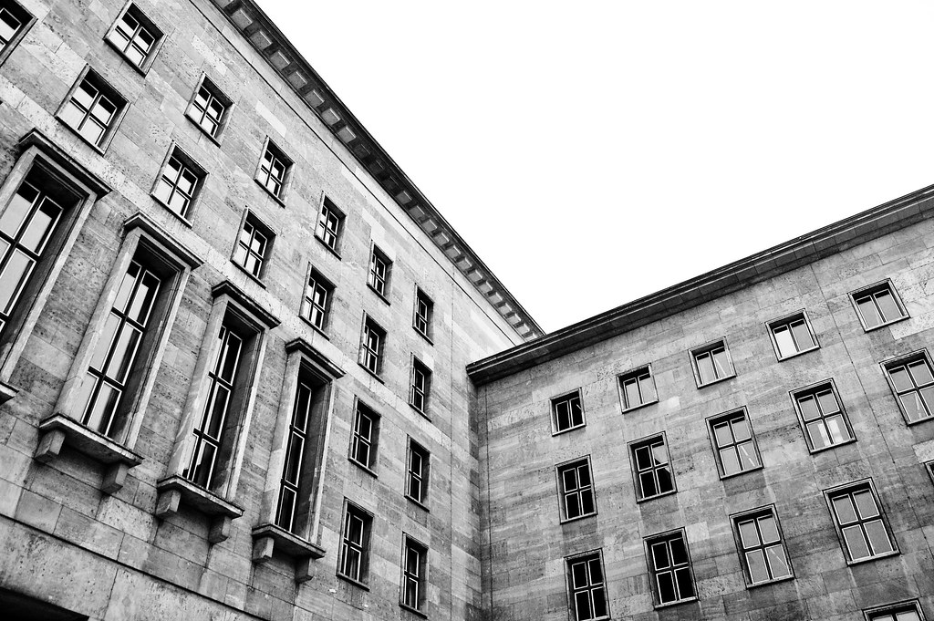 The Former Reich Air Ministry