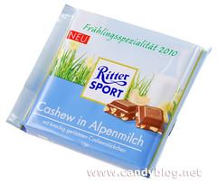 Ritter Sport Cashew Alpenmilch