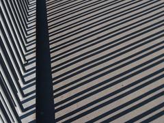 pattern (sannelodahl) Tags: bridge shadow black lines metal copenhagen denmark grey pattern shadows gray bro nophotoshop minimalism asphalt uncropped danmark sort kbenhavn asfalt nopostproduction gr linier skygge mnster langebro minimalisme skygger sep23