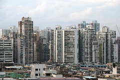 Buildings (eneko123) Tags: china canon eos 350d dc asia sigma  macau 18200 cina chine macao   eneko  eneko123  18200mm