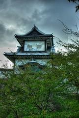 Watchtower  Kanazawa citadel (Sakura0213) Tags: castle gate citadel photomatix knazawa japanhdr