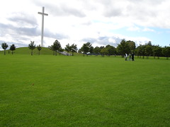 The Papal Cross in Pheonix Park