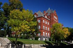 Science Hall, UW-Madison (Mingfong) Tags: fallcolors story stories   fallseason mingfongjan sketchoflight mingfongphotography