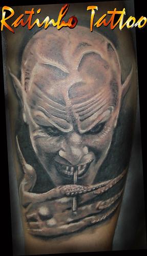 RATINHO TATTOO ratinho tattoo