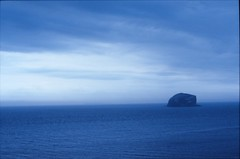 Heading For Holland (Buckfast Gaji) Tags: ocean blue sea beach rock bass fourth firth