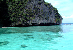 THAILAND, Phi-Phi Island (ham sap Lo) Tags: water thailand asia warm paradise tranquility stunning phiphiisland excellence yougotit plus4 plus4excellence invitedphotosonlyplus4