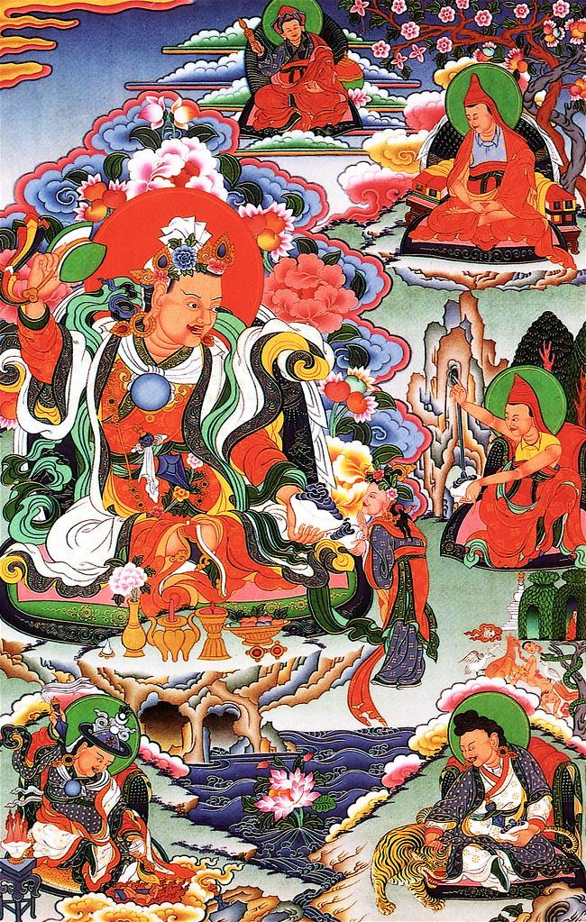 Loden Choksi - Guru Rimpoche Emanation