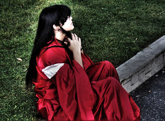 MEMORIES OF A GEISHA (sgrunt) Tags: japan japanese cosplay cartoon manga geisha fieradiroma romics cozplay locationrome