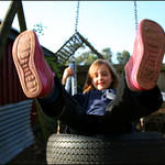 Swinging in Pink thumbnail