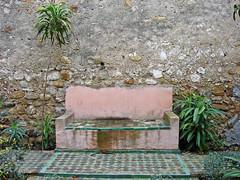 Kasbah Tanger (mhobl) Tags: bench fliesen tiles maroc marokko tanger tanja