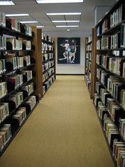 Book Stacks (highlinelibrary) Tags: library books biblioteca bookstacks highline hcc fourthfloor highlinelibrary maktabad hcclibrary ll100