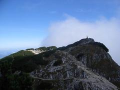 Untersberg ridge