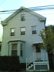 Home, Wednesday 5:53 pm 10/18/06 Somerville, Massachusetts