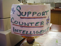 Support Counter Intelligence