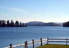 Big Moose Lake - by Lida Rose
