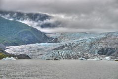 Mendenhall Glacier HDR 28-08-2004 (aberdidi) Tags: blue beautiful alaska wow cool nice topv333 top awesome glacier poker glaciers excellent lovely hdr mendenhall helluva 2for2 1on1photooftheday p1f1 generouscomments aplusphoto