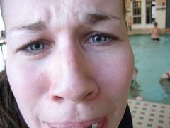 whoa scary karinna! (kristin_sjogaber) Tags: wedding marsala