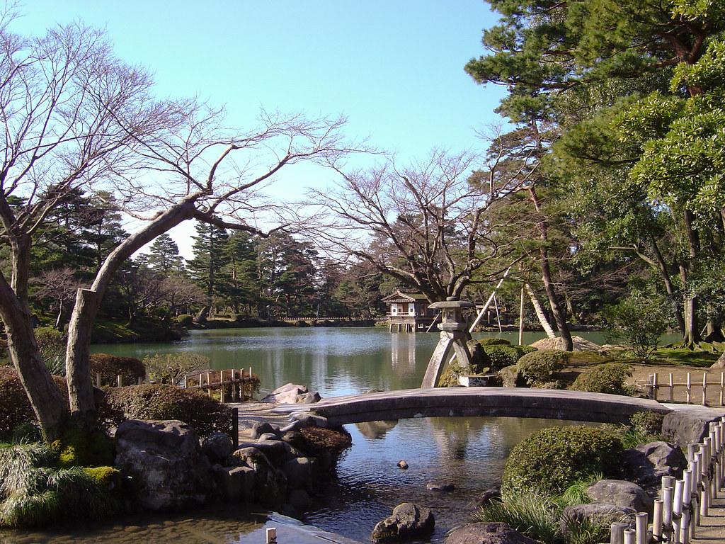 Kenroku-en: Kotoji-toro