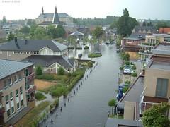 Zonhoven Swimmingpool (Rick & Bart) Tags: belgium zonhoven floaded rickbart rickvink