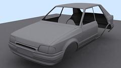 despacico y buena letra (Ford Escort Mk. IV, 1986)