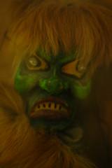 Monster face (Kakadu) Tags: puppet lbeck marionette puppentheatermuseum