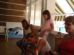 DSC09100 (netareas) Tags: familia de la mar los spain cabo manga el murcia cartagena palos menor juncos portus