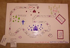 crispin board game - Game Design Ideas
