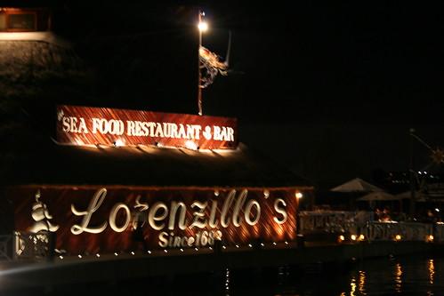 Lorenzillo's la mejor langosta de Cancún