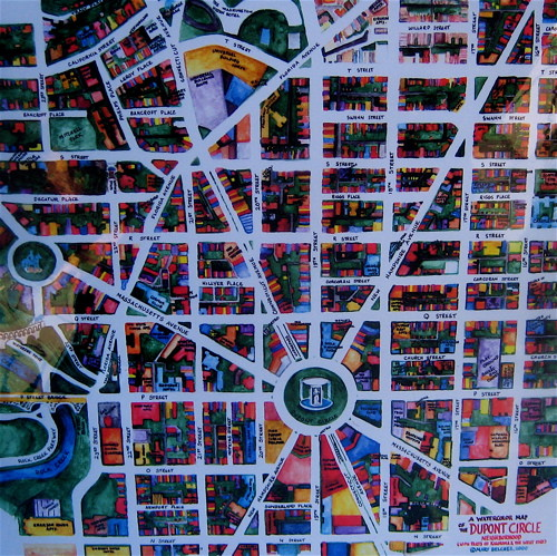 Maps For People Who Love Dc We Love Dc