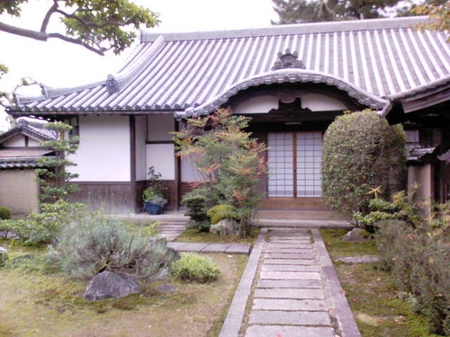 The Nara Families house.  ((Open)) 286629113_b08245a6af
