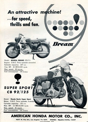 Flickriver Photoset Vintage Motorcycle Magazines And Ads By