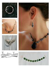 Jess Layout_Flat (iancjohnson) Tags: necklace jewelry earing