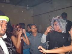 El hombre lobo... Un ser sediento de Chela.... xD (voxTEC) Tags: fiesta matehuala sanluispotos nochedebrujas tecnolgico convivi